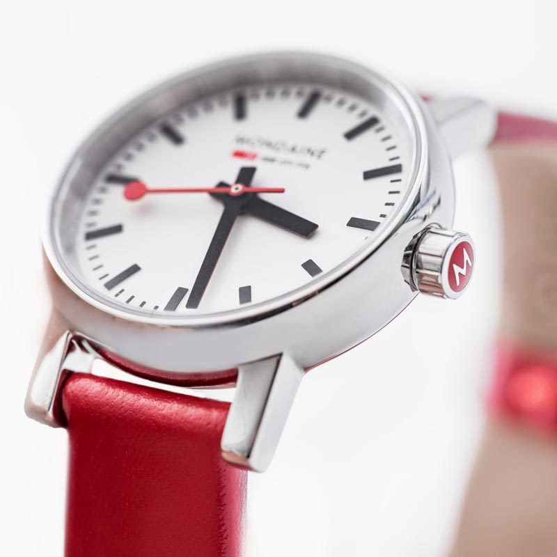 Official Swiss Railways Watch